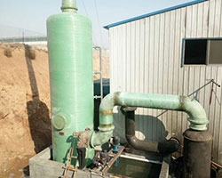 西安市窯爐脫硫塔